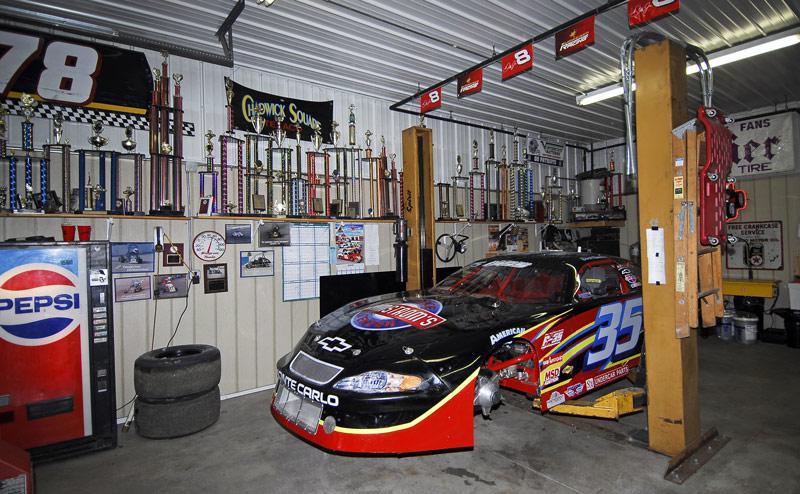 Derek Ramstrom Ramstrom Racing Pass Super Late Model